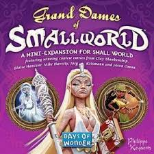 Small World: Grand Dames Expansion