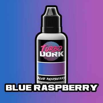 Turbo Dork: Turboshift Acrylic Paint - Blue Raspberry