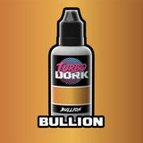 Turbo Dork: Metallic Acrylic Paint - Bullion