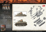 Flames of War: Soviet M3 Lee Tank Company (Mid War)