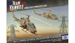Team Yankee: AH-1 Viper Attack Helicopter Platoon