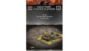 Flames of War: German 8.8cm Tank-Hunter Platoon (Mid War)