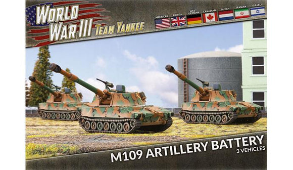 Team Yankee: M109 Field Artillery Battery