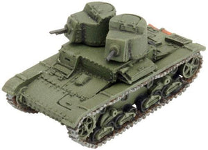 Flames of War: Soviet T-26 obr 1932 (with KhT-26 Flame-tank option)