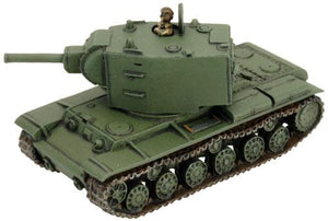 Flames of War: Soviet KV-2