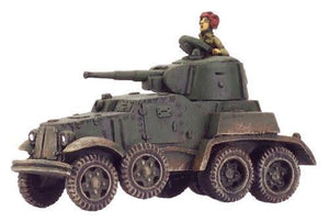 Flames of War: Soviet BA-10