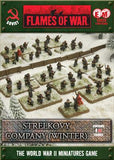 Flames of War: Soviet Strelkovy Company (Winter)