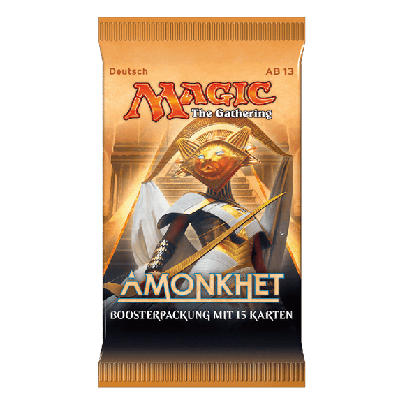 Magic: the Gathering - Amonkhet German Draft Booster Pack