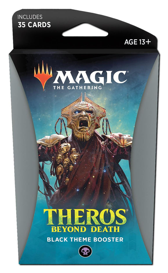 Magic: the Gathering - Theros Beyond Death Black Theme Booster