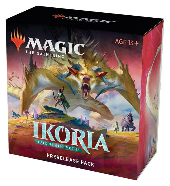 Magic: the Gathering - Ikoria Prerelease Pack