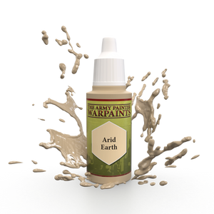 Army Painter Warpaints: Arid Earth 18ml