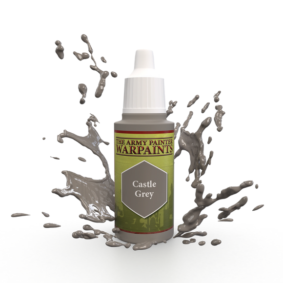 Army Painter Warpaints: Castle Grey 18ml