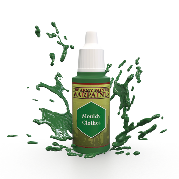 Army Painter Warpaints: Mouldy Clothes 18ml