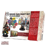 Army Painter Warpaints: Rising Sun Paint Set