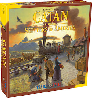 Catan: Histories - Settlers of America