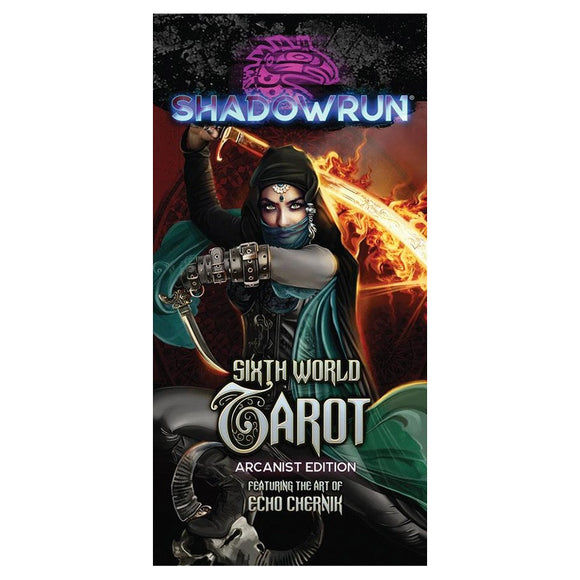 Shadowrun: Sixth World Tarot - Arcanist Edition