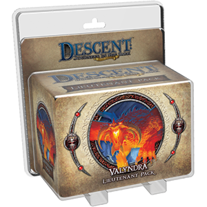 Descent: Valyndra Lieutenant Pack