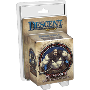Descent: Verminous Lieutenant Pack