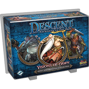 Descent: Visions of Dawn - Monster and Hero Collection