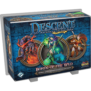 Descent: Bonds of the Wild - Monster and Hero Collection