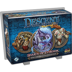 Descent: Shards of Everdark - Monster and Hero Collection