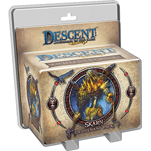 Descent: Skarn Lieutenant Pack