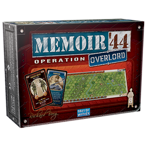 Memoir '44: Operation Overlord Expansion