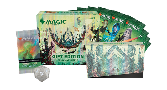 Magic: the Gathering - Zendikar Rising Bundle - Gift Edition