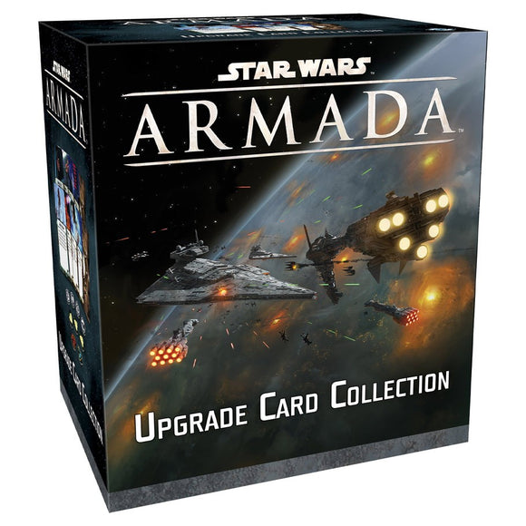 Copy of Star Wars: Armada - Upgrade Card Collection