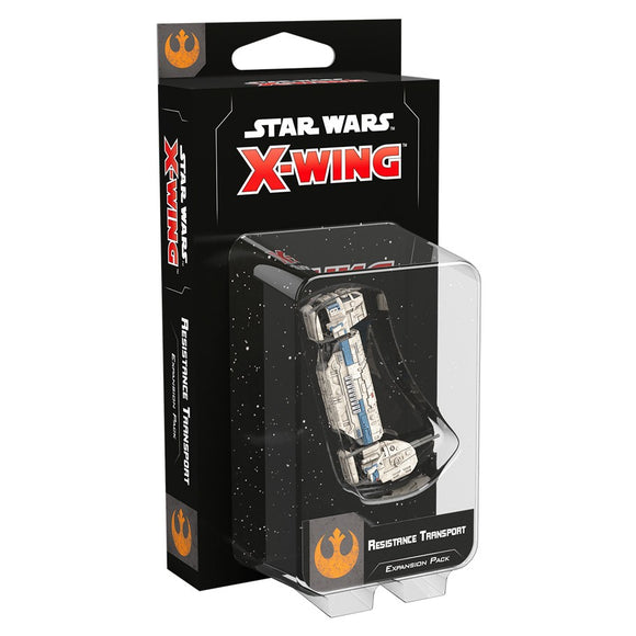 Star Wars: X-Wing 2nd Edition - Resistance Transport Expansion Pack