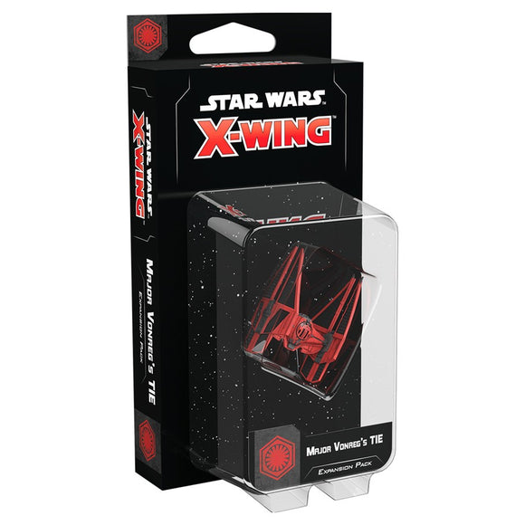 Star Wars: X-Wing 2nd Edition - Major Vonreg's TIE Expansion Pack
