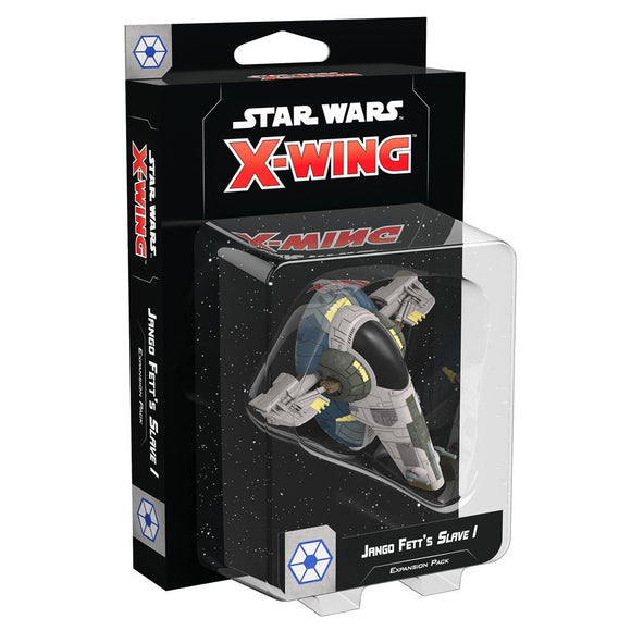Star Wars: X-Wing 2nd Edition - Jango Fett's Slave I