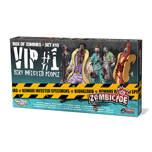 Zombicide: VIP #1 - Very Infected People Expansion