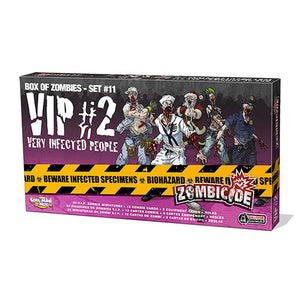 Zombicide: VIP #2 - Very Infected People Expansion