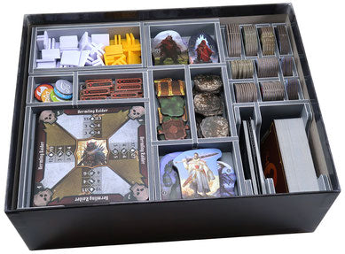 Folded Space Board Game Organizer: Gloomhaven - Jaws of the Lion