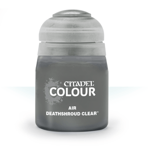 Citadel Color: Air - Deathshroud Clear