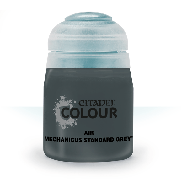 Citadel Color: Air - Mechanicus Standard Grey
