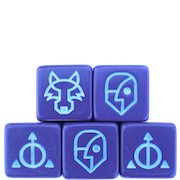 Ashes: Illusion Dice 5-Pack