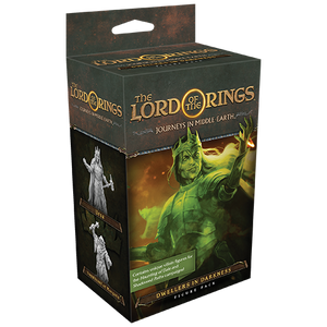 Lord of the Rings: Journeys in Middle-Earth - Dwellers in Darkness