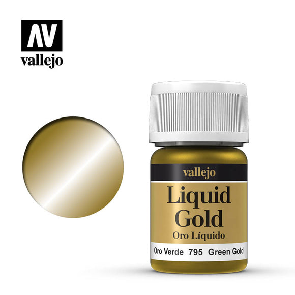 Model Color: Green Gold (Alcohol Based) (35ml)