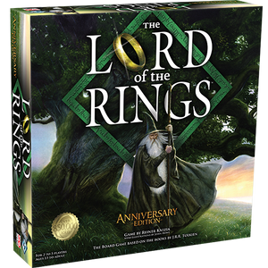 Lord of the Rings: The Board Game Anniversary Edition