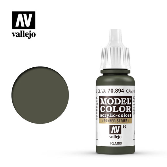 Model Color: Camouflage Olive Green (17ml)