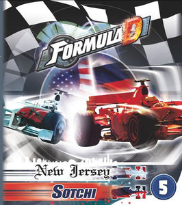 Formula D: Expansion 5 New Jersey/Sotchi