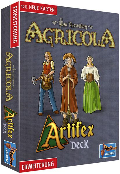 Agricola: Artifex Deck Expansion