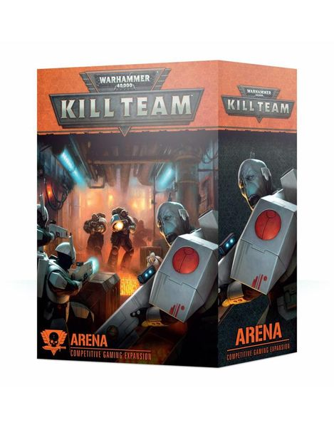 Kill Team: Arena Competitive Gaming Expansion