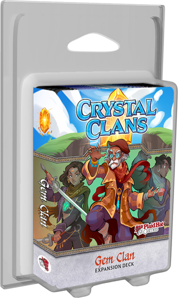 Crystal Clans: Gem Clan