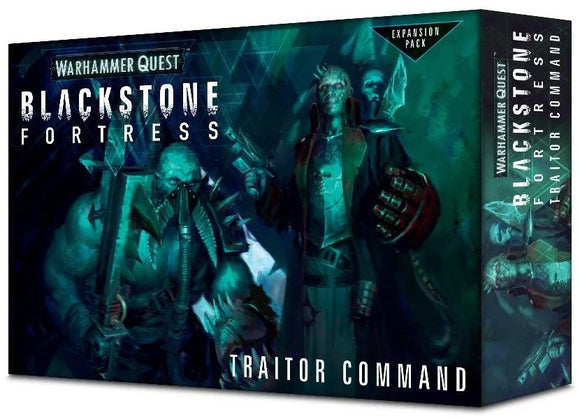 Warhammer Quest: Blackstone Fortress Traitor Command