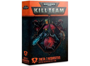 Kill Team: Theta-7 Acquisitus Adeptus Mechanicus Kill Team