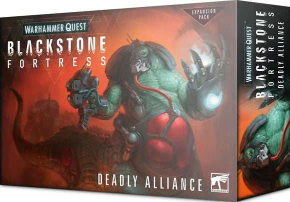 Warhammer Quest: Blackstone Fortress Deadly Alliance