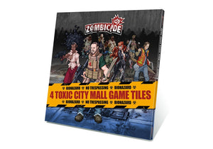 Zombicide: Toxic City Mall Tile Set